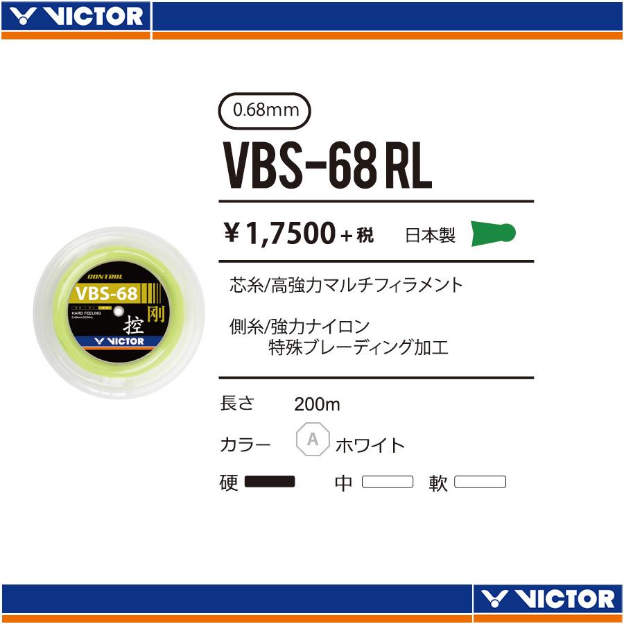 VBS68ロール巻