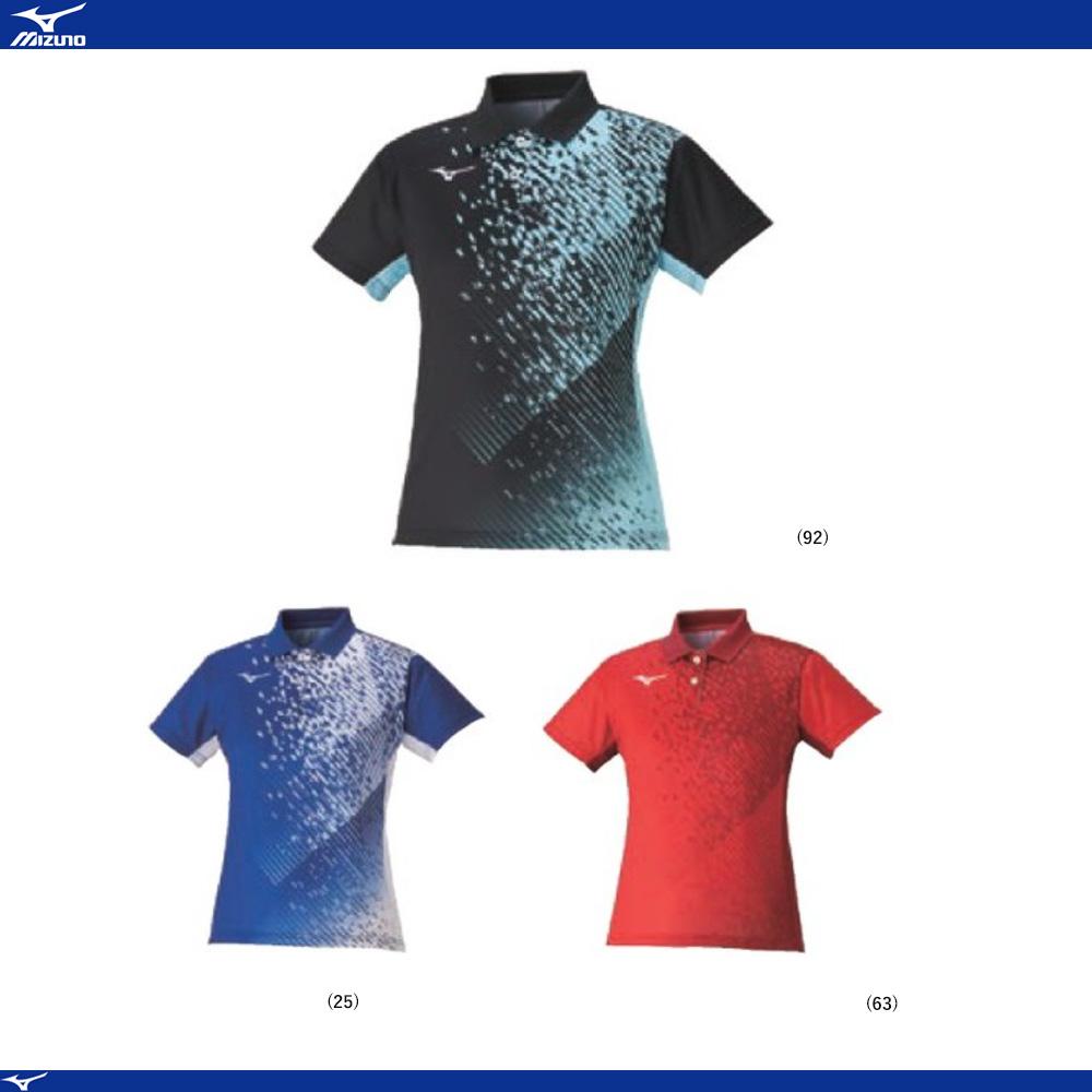 WOMEN クイックドライゲームシャツ 21年3月発売予定