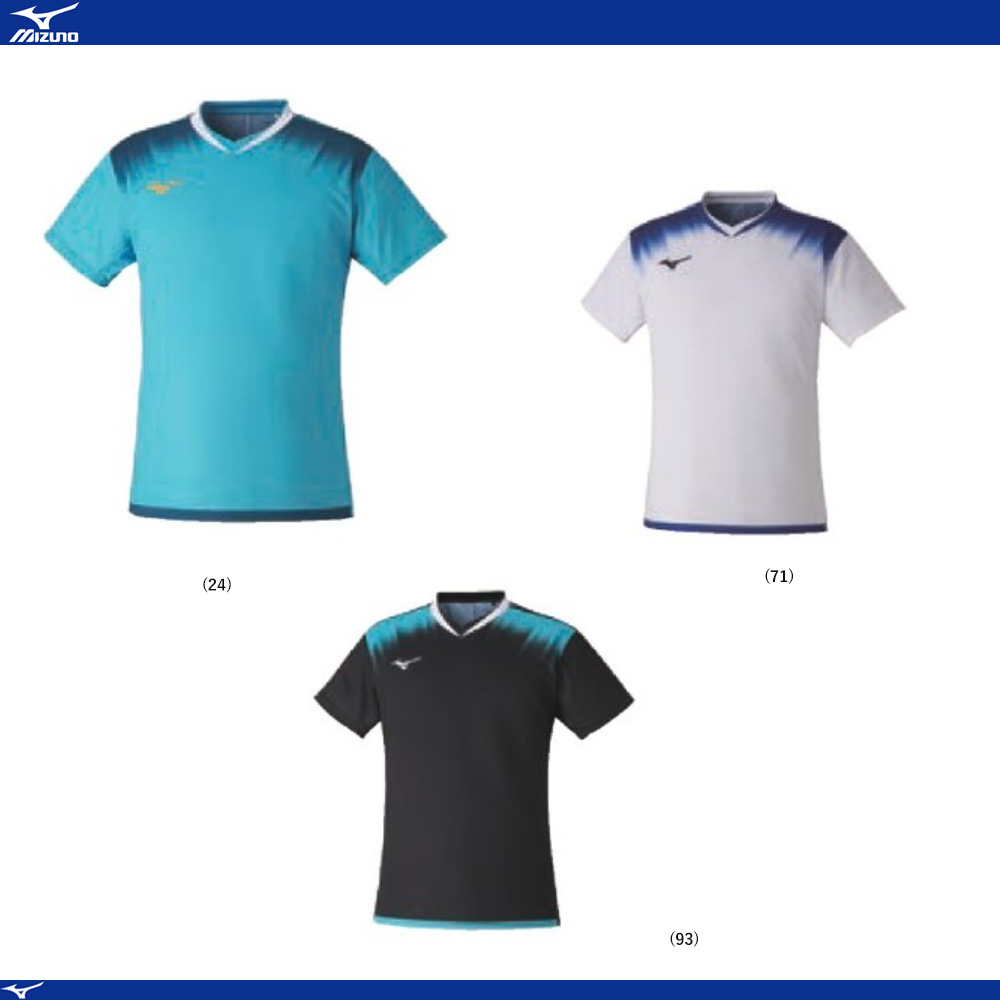 UNI ゲームシャツ 21年4月発売予定