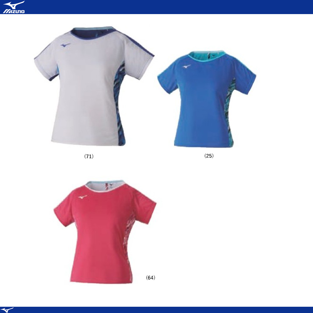 WOMEN ゲームシャツ 21年4月発売予定