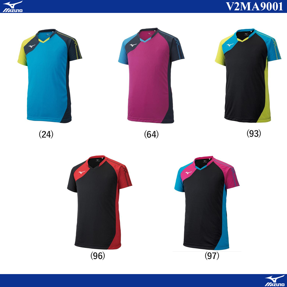 JUNIOR&UNI ゲームシャツ(半袖)