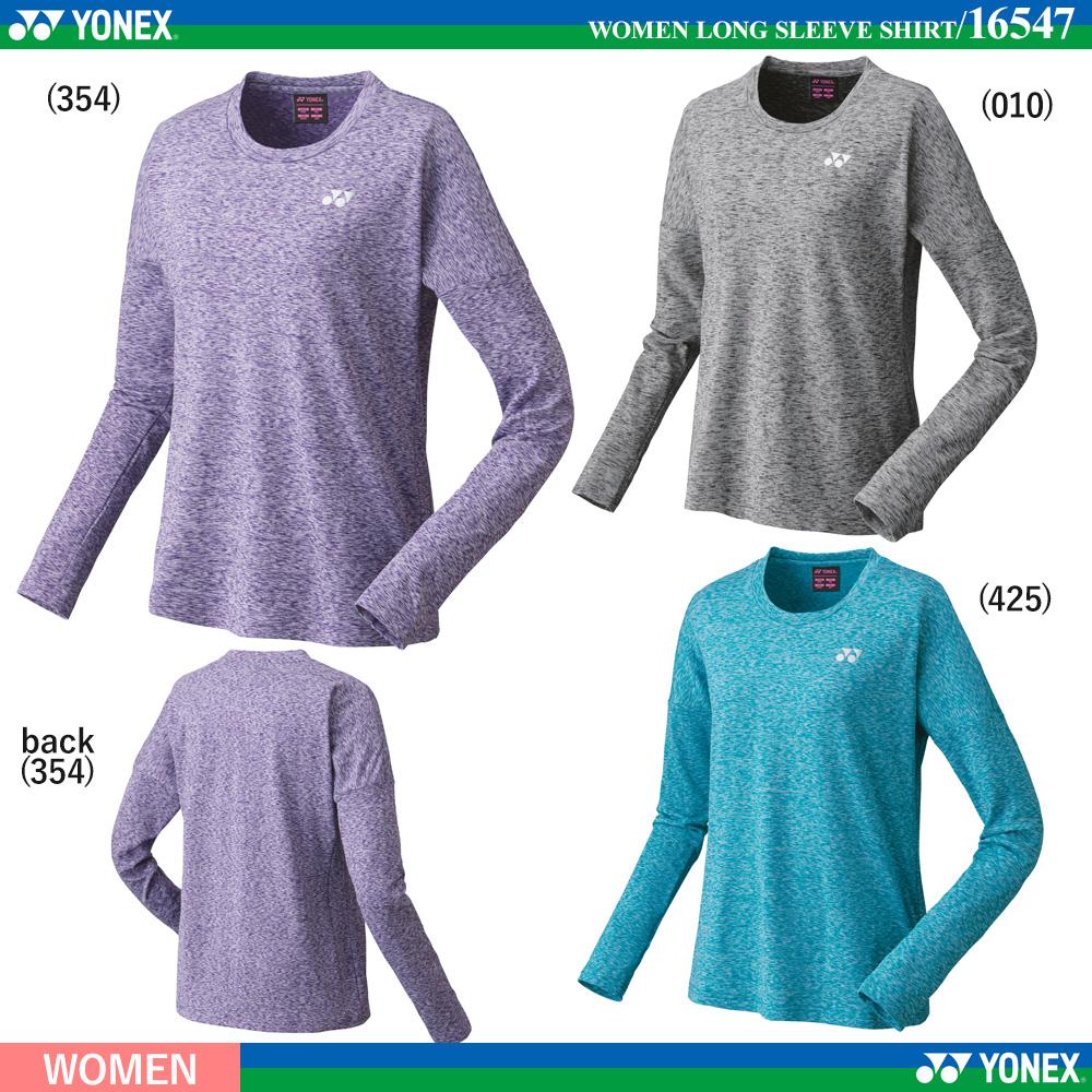 [WOMEN] ロングスリーブ Tシャツ