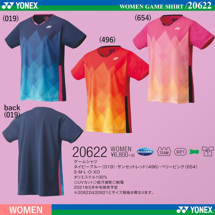 WOMEN ゲームシャツ/2021年5月中旬発売予定